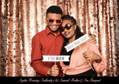 Mother & Son Banquet 2019
