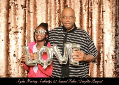Father and daughter Banquet 2019